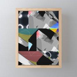 Auslegungssache IV Framed Mini Art Print