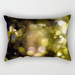 Bokeh Rectangular Pillow