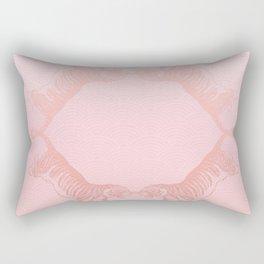 Fearful Symmetry Rectangular Pillow