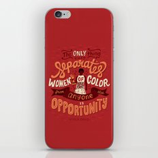 Opportunity iPhone & iPod Skin