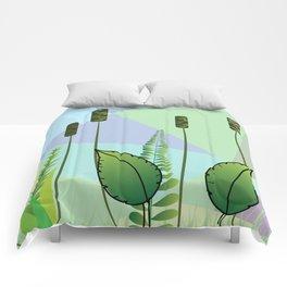 The Plants Comforters