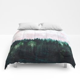 Deep dark forests Comforters