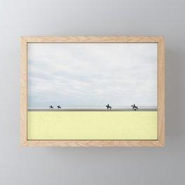 Equus III Framed Mini Art Print
