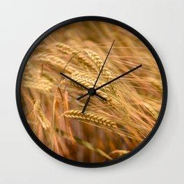 Thorn 4 Wall Clock