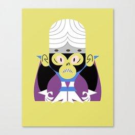 Mojo Jojo Canvas Print