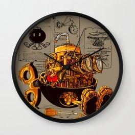 Work of the genius Wall Clock