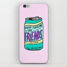 HFTWF Seltzer iPhone & iPod Skin