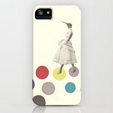 Bird Lady iPhone (5, 5s) Slim Case