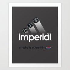 Brand Wars: Imperial Art Print