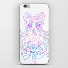 F*** You iPhone & iPod Skin