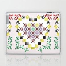 Romanian Heart Laptop & iPad Skin