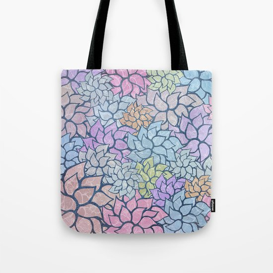 Summer Pattern #5 Tote Bag
