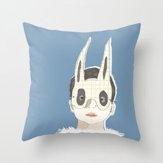 Another Story Throw Pillow