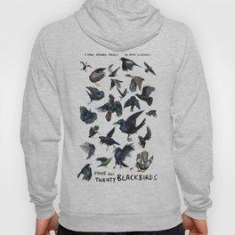 Four and Twenty Blackbirds Hoody
