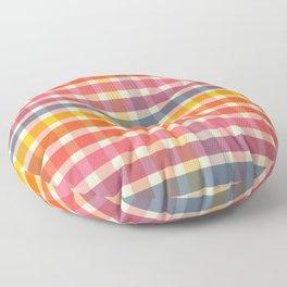 Cute Rainbow Pattern Floor Pillow