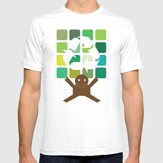 green world T-shirt