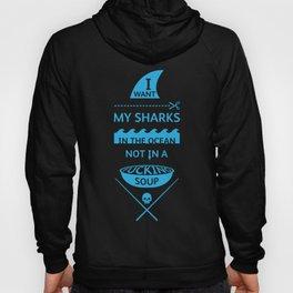 Stop shark finning Hoody