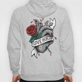 Love Hurts Hoody
