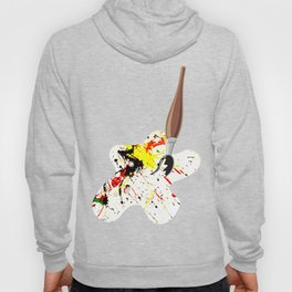 Paint Splatter Hoody