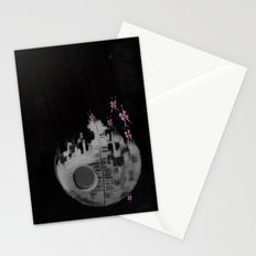 Death Star Stationery Cards