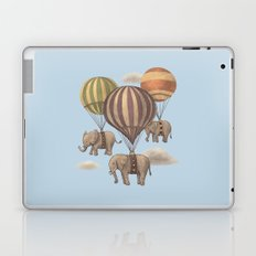 Flight of the Elephants - colour option Laptop & iPad Skin
