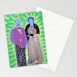 The Invisible Gala 001 Stationery Cards