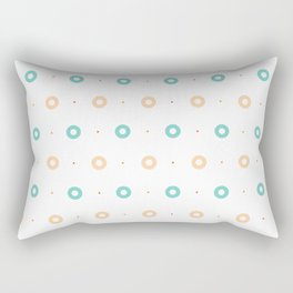 36 days of type - o Rectangular Pillow