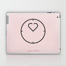 time resist Laptop & iPad Skin