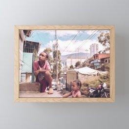 San Agustin - Caracas - Venezuela Framed Mini Art Print
