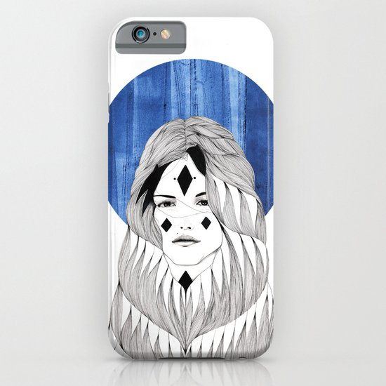 Winter Hymn iPhone & iPod Case