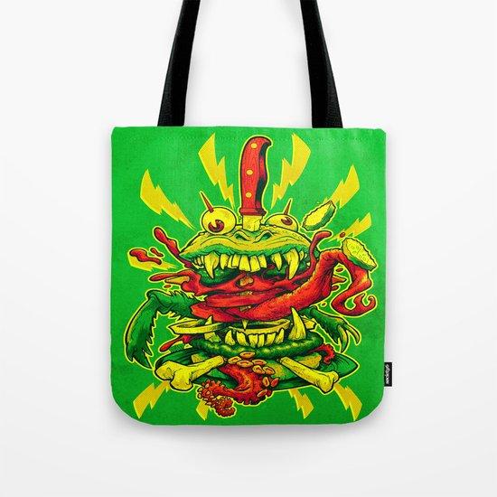 BEASTBURGER Tote Bag