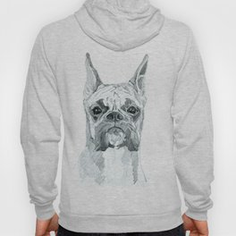 The Boxer Dog Miley Hoody