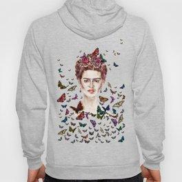 Frida Kahlo - Mexico Hoody