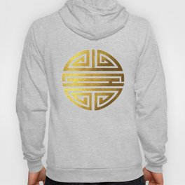 Four blessings Gold Hoody