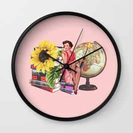 Super Smarty Pants Wall Clock
