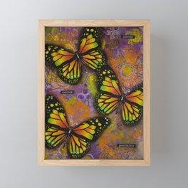 Butterfly Possibilities Framed Mini Art Print