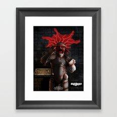 ATeNATiCa - Cover Art Framed Art Print