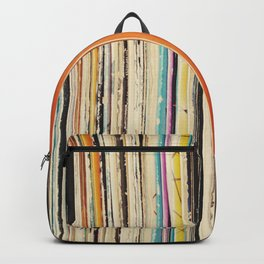 Record Collection Backpack