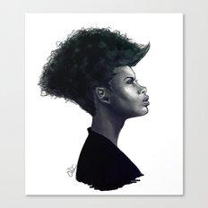 Sister Rust Canvas Print