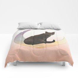 Jasper On Da Moon Comforters