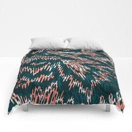 """TIGUE """"PEAKS"""" inside Comforters"""