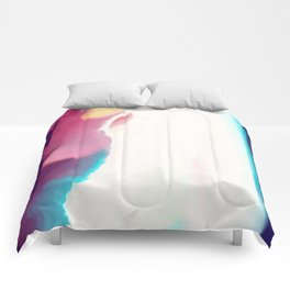 Coast from above Comforters
