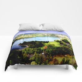 Leg of Mutton Lake Comforters