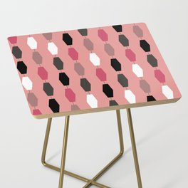 Colima - Pink Side Table