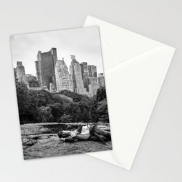 New York Sleeper Stationery Cards