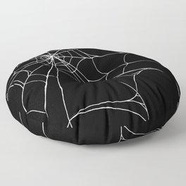 Spiderweb Floor Pillow