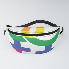 GAY HOMOSEXUAL GIFT Fanny Pack