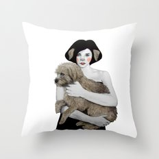 Rena Throw Pillow