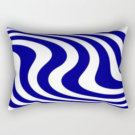 Mariniere Marinière Variation V Rectangular Pillow