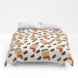 Espresso Patronum Comforters